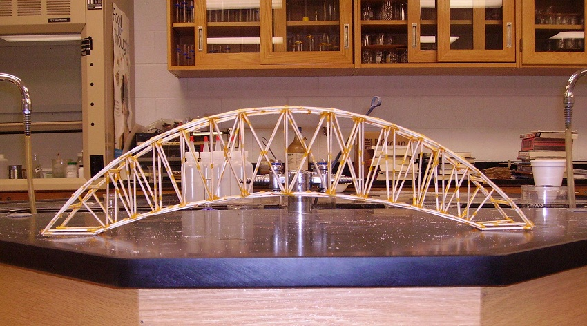 toothpick bridge project To all toothpick bridge building contest entrants: please read all instructions before starting construction of your bridge this will help you avoid any cause for disqualification general rules: 1 each student can enter only one bridge 2 students may enter individually only (teams of students will not be accepted) 3.