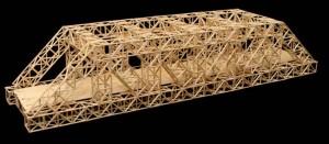 Toothpick Truss Bridge