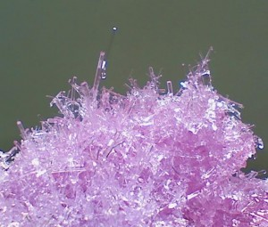 Epsom Salt Crystals