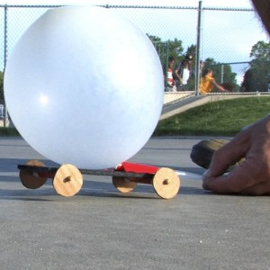 Balloon Car Picture 6
