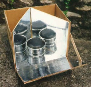 Homemade Solar Oven