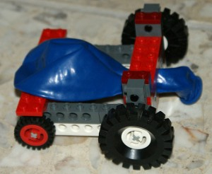 Lego Balloon Car