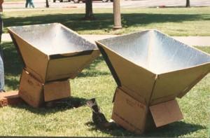 Solar Oven Plans