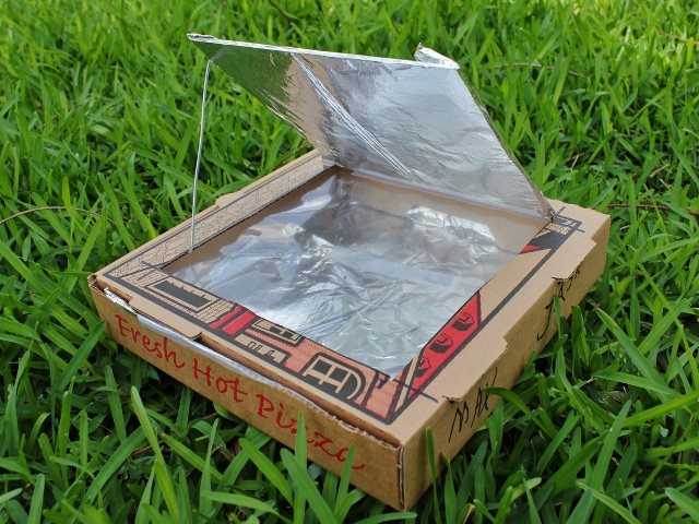 how to make a solar oven science project ideas. Black Bedroom Furniture Sets. Home Design Ideas