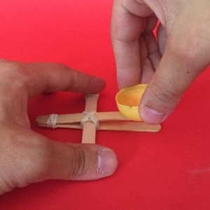Popsicle Stick Catapult Picture 6