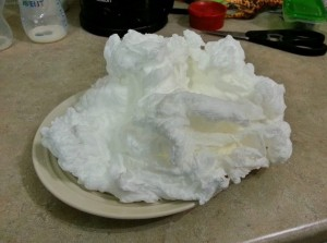 Ivory Soap In Microwave