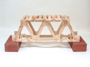 Popsicle Stick Bridge Picture 3